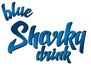 Blue Sharky Drink